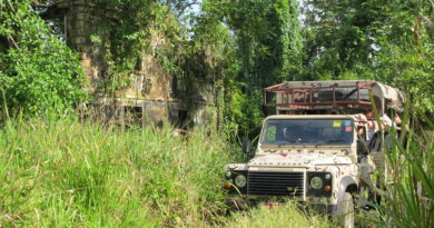 Chukka Bob Off-Road 4x4 Safari
