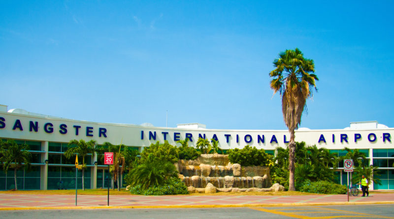 sangsters international airport in jamaica