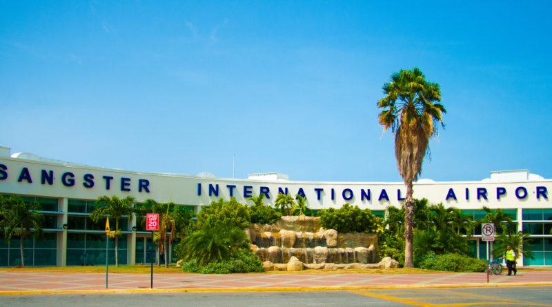 sangsters international airport in jamaica