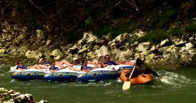 Chukka Zipline Canopy and River Tubing Combo- Caribbean Adventures
