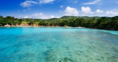 beautiful jamaica scenery