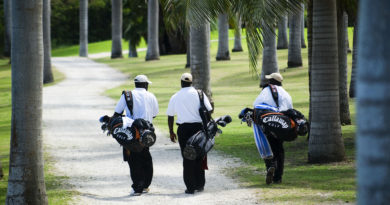 golfers at half moon jamaica