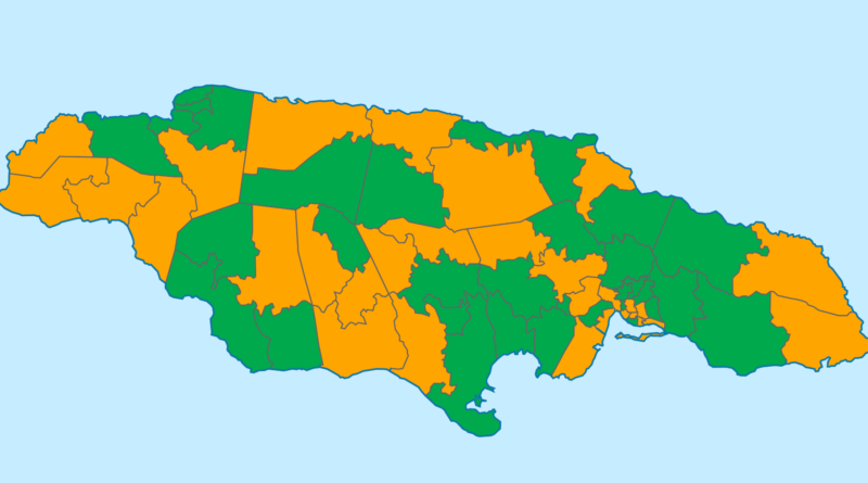 jamaica election 2011