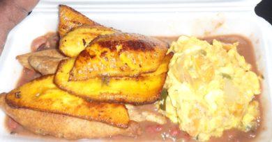 rastafarian food
