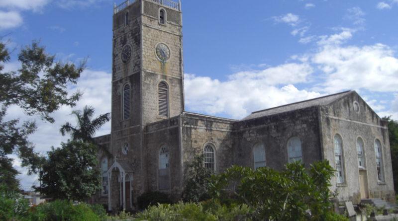 trelawny parish church