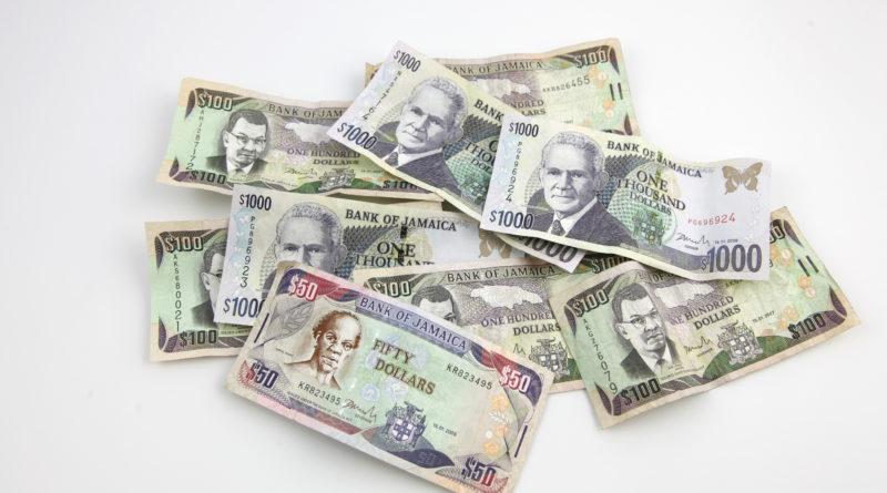 money in jamaica