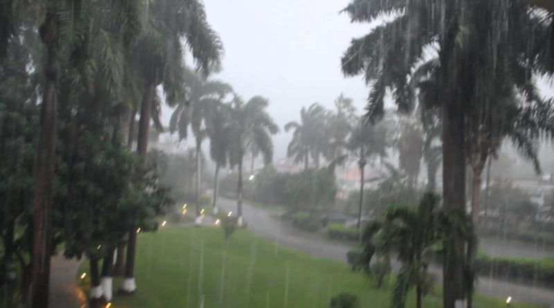 rainy season jamaica