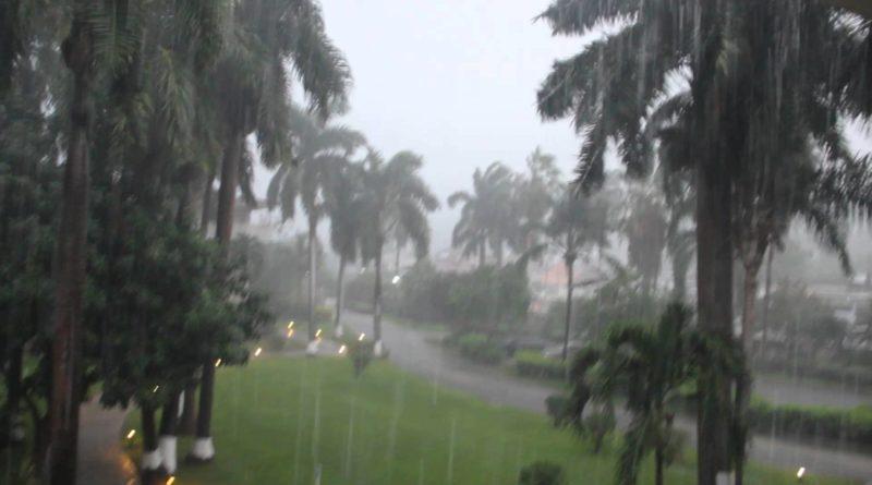 rainy season jamaica