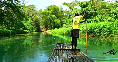 longest river in jamaica